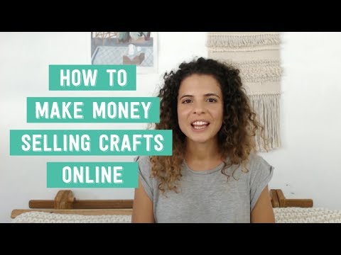 , title : 'How to make money selling your crafts online: 6 tips for a successful handmade shop