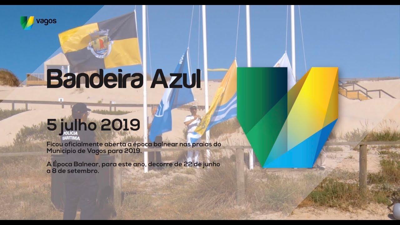 BANDEIRA AZUL 2019