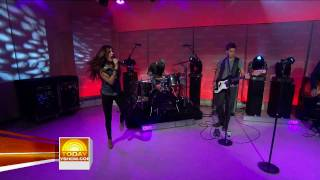 [ HD ] Ashley Tisdale - It's Alright It's Ok - 07.28.09 Today Show