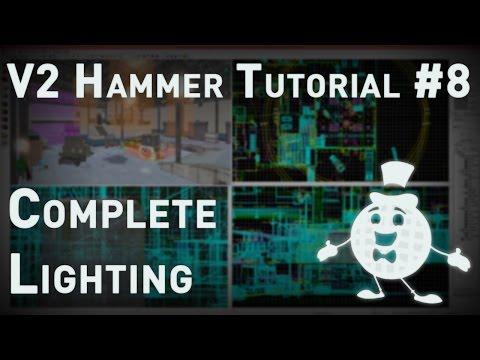 Hammer editor tutorial #3 part2