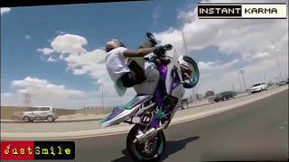 Instant karma Instant justice Compilation 2016 New