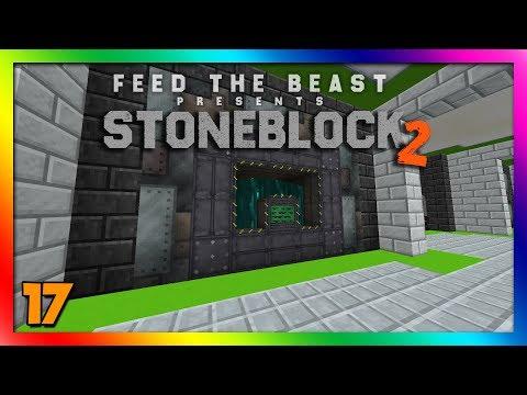 Stoneblock 2 Modpack - Mystical Agriculture Automation