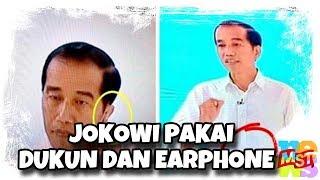 Jokowi Dituduh Pakai Dukun dan Earphone: Pengalihan Isu Kekalahan!