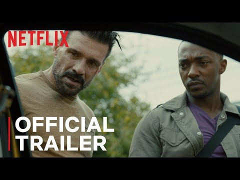 Point Blank Trailer Starring Anthony Mackie and Frank Grillo