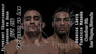 The MMA Vivisection - UFC 216: Ferguson vs. Lee picks, odds, & analysis