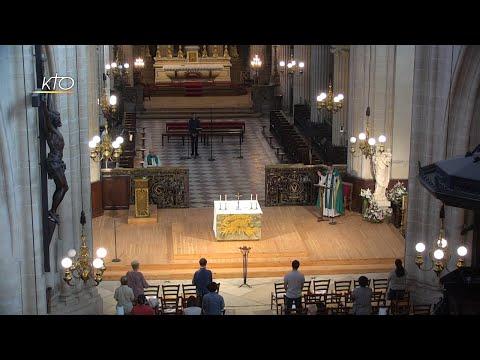 Vêpres du 10 septembre 2020 à Saint-Germain-l'Auxerrois