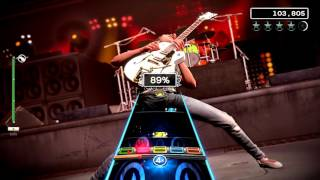 Rock Band 4 Caught up in You 100% FC Expert Guitar