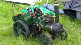 preview picture of video 'St Albans Steam Rally - 1st June 2013'