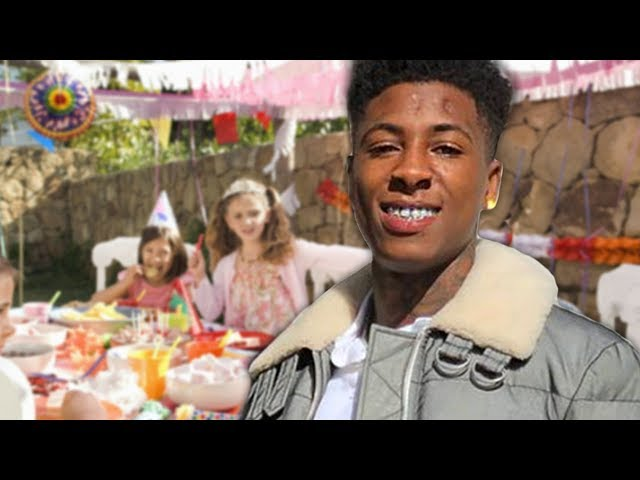 NBA Youngboy Themed Birthday Party For Baby Goes Viral