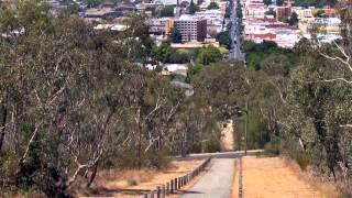 preview picture of video 'Albury-Wodonga, Australia'