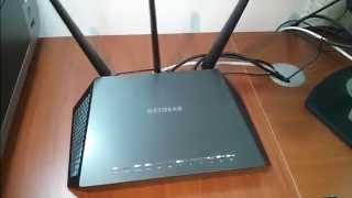 Review: Netgear Nighthawk AC1900 Dual Band Wireless Router - R7000