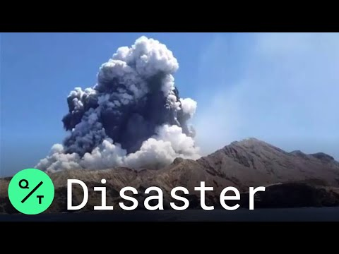 5 Dead, Many Missing After Volcano Erupts in New Zealand