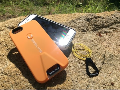 Beeline Case With Retractable Carabiner for iPhone 6 Review