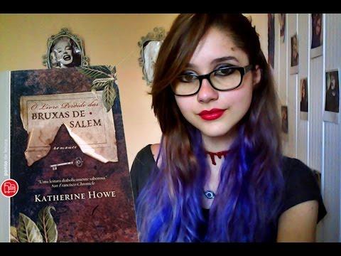 Dica de Livro: O Livro Perdido das Bruxas de Salem
