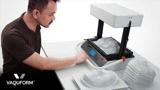 Vaquform: Worlds First Digital Desktop Vacuum Former