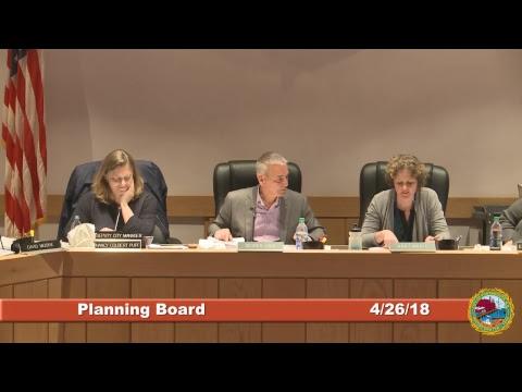 Planning Board 4.26.2018