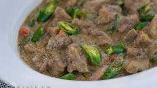 Pork Bicol Express | Kholo.pk