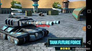 Tank future force 2050 game play (android)