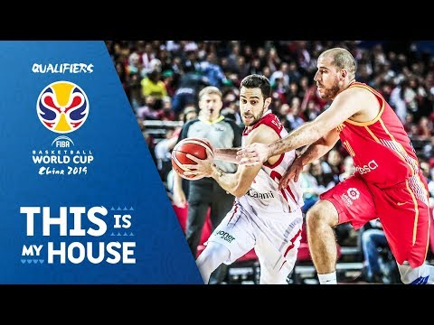 Turkey v Spain – Highlights – FIBA Basketball World Cup 2019 – European Qualifiers