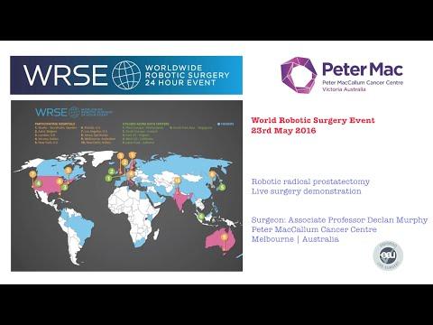 WRSE Live Prostatectomy