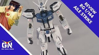 Review: RG 1/144 Aile Strike (Worth the buy????)