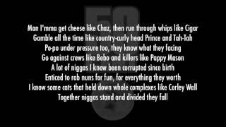 50 Cent - Ghetto Qu'ran (Lyrics Video)