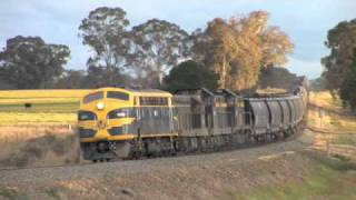 preview picture of video 'B74-T320-T357-T378 Talbot Sun 29/08/10'