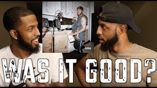"6LACK ""EAST ATLANTA LOVE LETTER"" REVIEW AND REACTION #MALLORYBROS 4K"