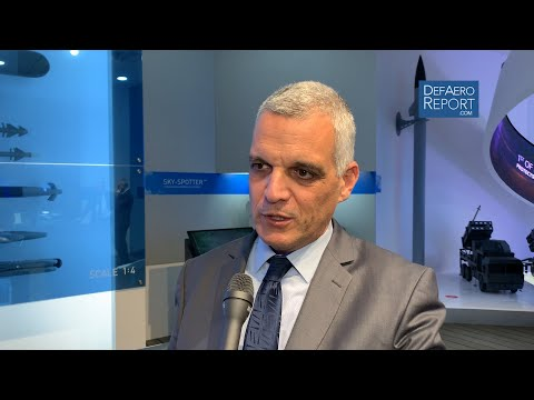 Rafael's Har-Even on Cyber Security, Artificial Intelligence, Iron Dome
