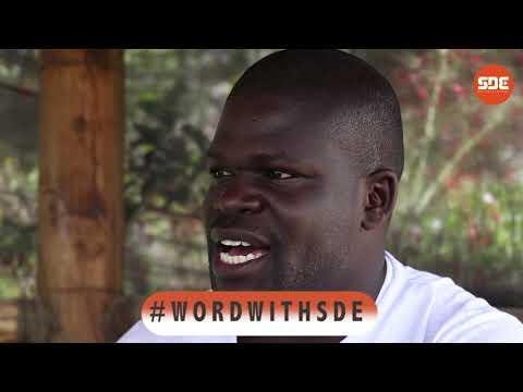 #WordWithSDE featuring Radio Maisha's Billy Miya