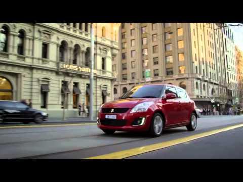 Suzuki  Swift Хетчбек класса B - рекламное видео 1