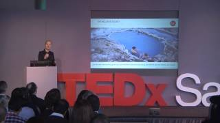 TEDxSalford - Anne Lise Kjaer - Multidimensional Thinking and Tomorrow's Women