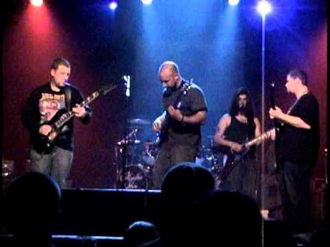 Mindless Hope - Trepidation & The Hornets' Revenge (Live) 2-5-2011