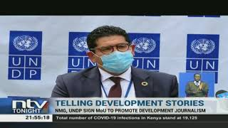 Nation Media Group in collaboration with the United Nations