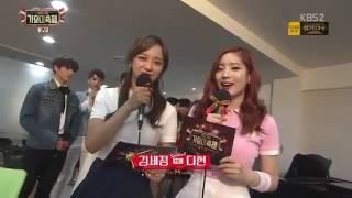 97 Liner (gfriend seventeen etc) Interview on KBS Gayo Daechukjae 2016