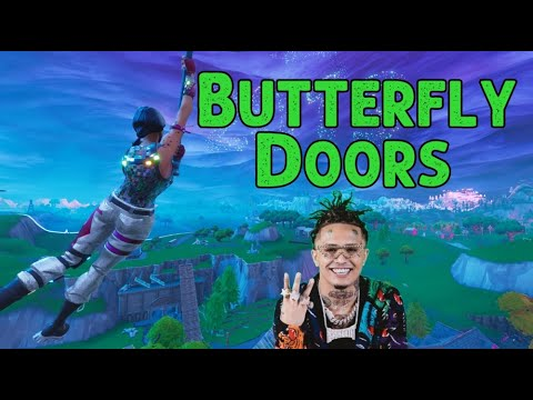 "Fortnite Montage - ""BUTTERFLY DOORS"" (Lil Pump) - ToJo"