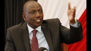 Handshake phobia as battle lines get drawn pegging Raila against Ruto
