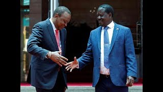 Political Point: Tremors of the Uhuru - Raila handshake (Part 1)