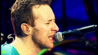 Coldplay Christmas Lights 21 Dec 2011