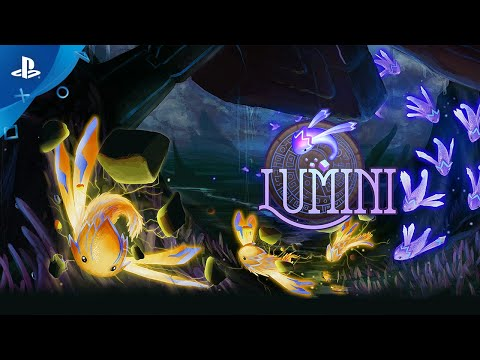 Lumini - Launch Trailer   PS4