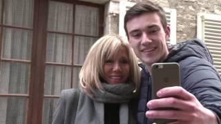Brigitte: de profesora a esposa de Emmanuel Macron
