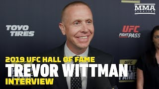 Trevor Wittman Explains Why New Analyst Role On UFC Broadcasts Has Been