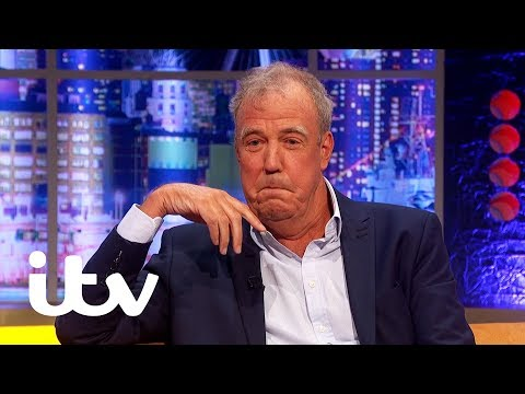 Jeremy Clarkson o novém Top Gearu - The Jonathan Ross Show
