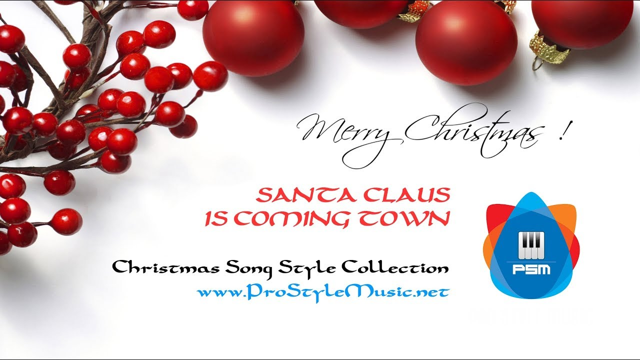 Christmas Style Pack for Yamaha S910
