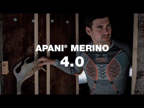 Термобелье X-BIONIC Apani® Merino 4.0