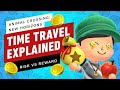 Animal Crossing: New Horizons Cheat - How to Make a Million Bells Time Traveling