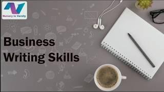 Report Writing  Business Writing  Free Tutorial   Nursery to Varsity