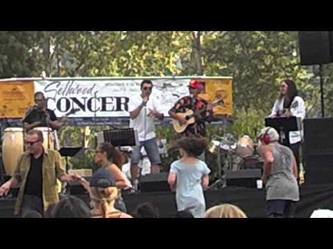 Barco A La Deriva - Live @ Sellwood Waterfront Park 7/29//13
