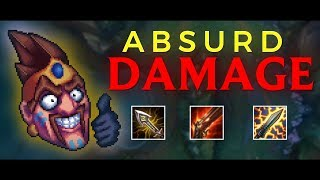 DRAVEN IS BROKEN WITH THIS NEW BUILD! | BEST DRAVEN BUILD S9 (Patch 9.3)