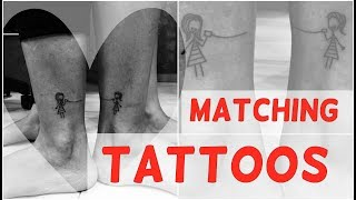 Matching Sister Tattoos! | Tattoos, Podcasts & Much More! | MostlySane
